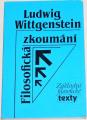 Wittgenstein Ludwig - Filosofická zkoumání