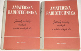 Amatérská radiotechnika I. a II. díl