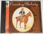 CD  Country balady (Matuška, Vyčítal, Gott, Greenhorns, Tučný, Ryvola)