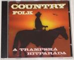 CD  Country, folk a trampská hitparáda