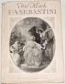 Krsek Ivo - F- A. Sebastini (Jeho malířské dílo na našem území)