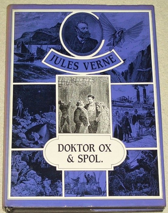 Verne Jules - Doktor Ox & spol.