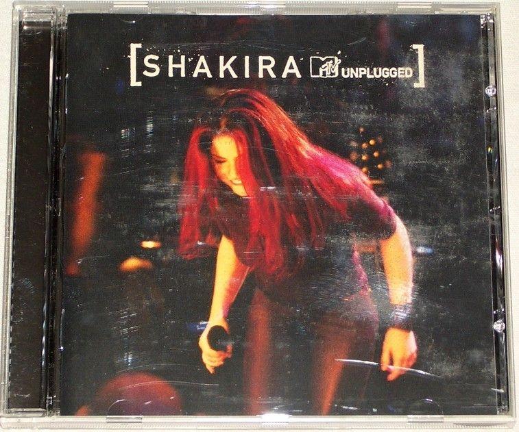 CD Shakira: MTV Unplugged