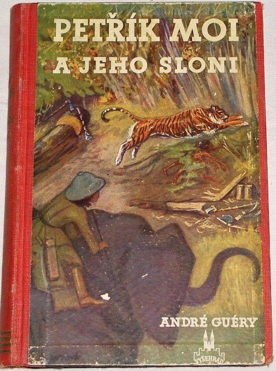 Guéry André - Petřík Moi a jeho sloni