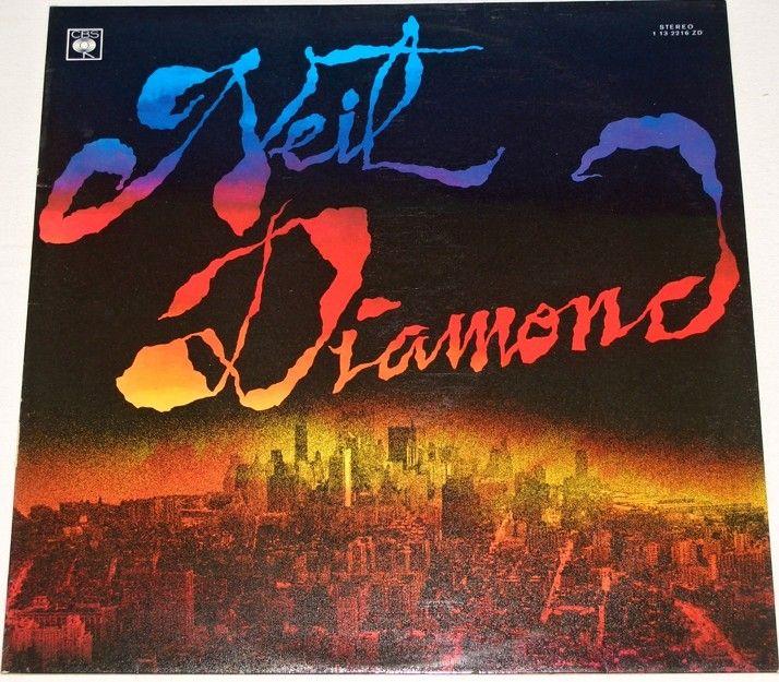 LP Neil Diamond (Beautiful Noise)