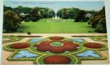 Německo  Dresden: Großer Garten, Blick vom Palais
