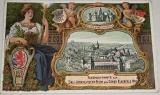 Německo Elberfeld: Drei Jahrhundert Feier 1910
