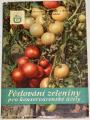 Pěstování zeleniny pro konservárenské účely