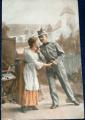 Voják a dívka (1918)