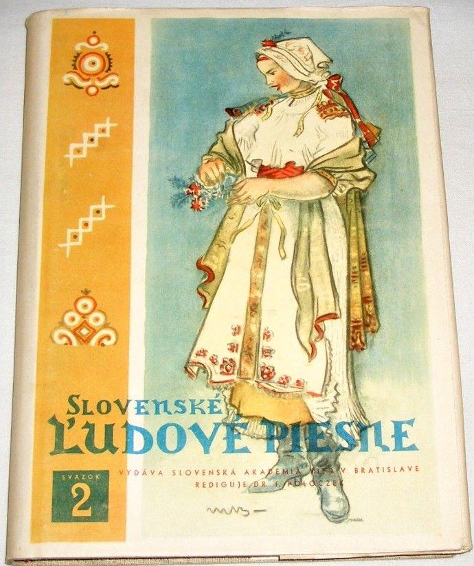 Poloczek František - Slovenské ludové piesne 2
