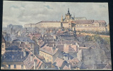 Praha pohled na Hradčany