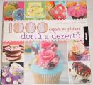 Salamony Sandra, Brown Gina M. - 1000 nápadů na zdobení dortů a dezertů