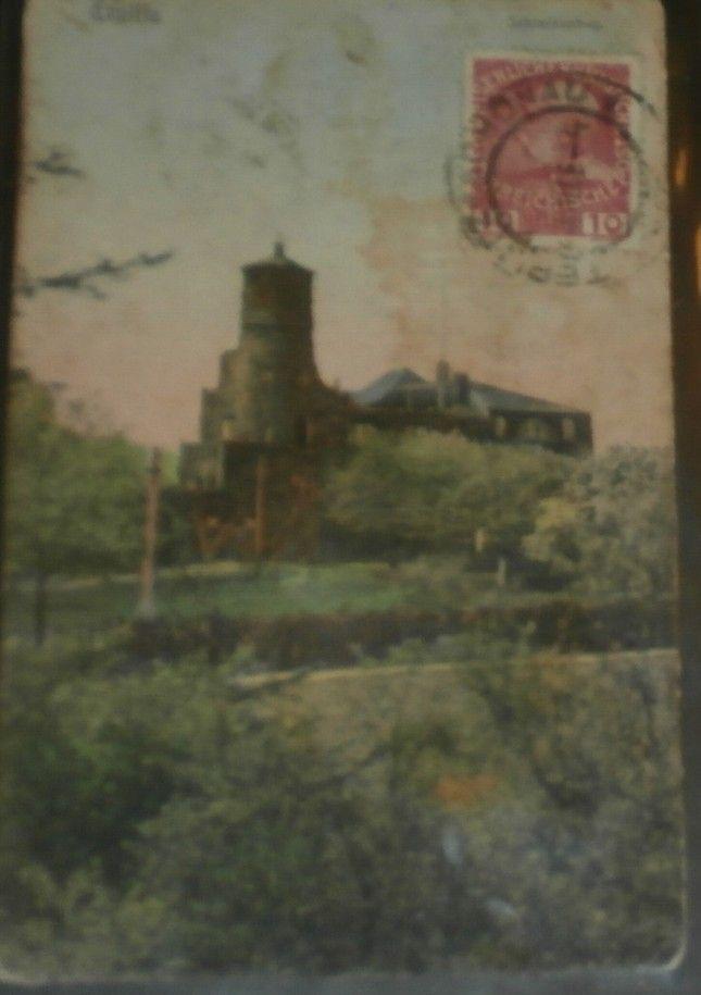 Teplice: Teplitz Schlackenberg 1906