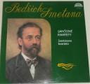 LP Bedřich Smetana - Smyčcové kvartety