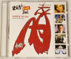 CD  Brit Awards 2002 Hits (Gorillaz, Coldpaly, Radiohead, Bob Dylan...)
