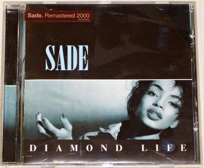 CD Sade: Diamond Life