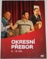 DVD  Okresní přebor 5.-8. díl