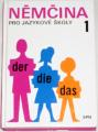 Höppnerová Věra- Němčina pro jazykové školy 1