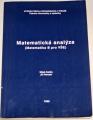 Kaňka Miloš, Henzler Jiří - Matematická analýza (Matematika B pro VŠE)