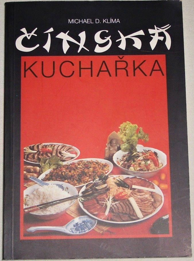 Klíma Michael D. - Čínská kuchařka