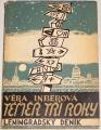 Inberová Věra - Téměř tři roky (Leningradský deník)