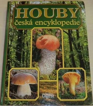 Antonín Vladimír - Houby, česká encyklopedie