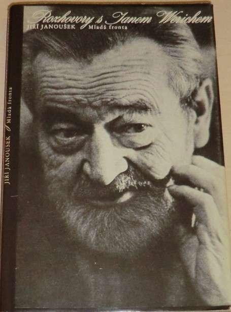 Janoušek Jiří - Rozhovory s Janem Werichem