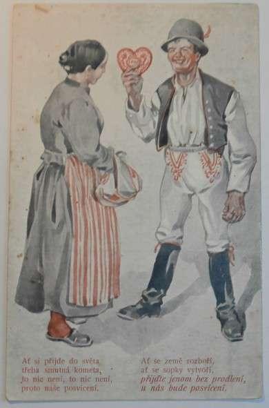 Posvícení, cca 1930