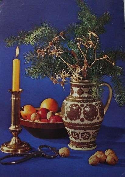 Herzliche Weihnachts - und Neujahrsgrüsse