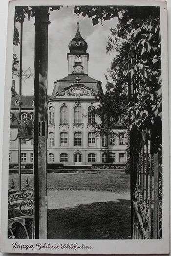 Leipzig - Gohliser Schlöfschen