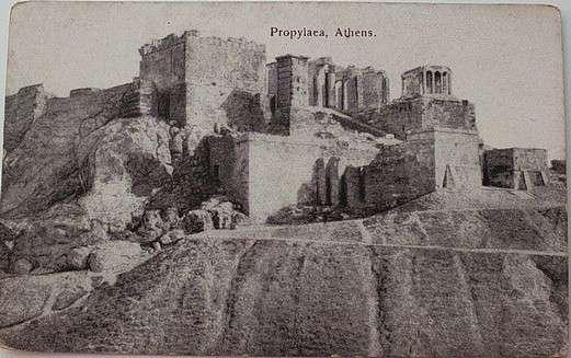Propylaea, Athens