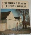 Škabrada, Voděra - Vesnické stavby a jejich úprava