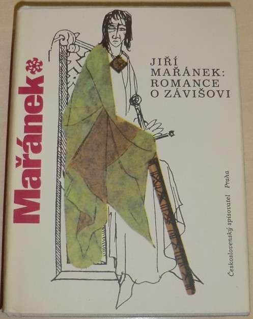 Mařánek Jiří - Romance o Závišovi
