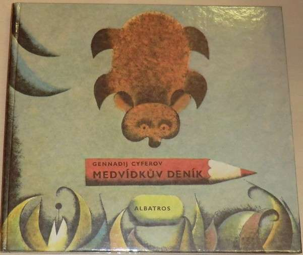 Cyferov Gennadij - Medvídkův deník