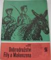 Bačvarovová Svoboda - Dobrodružství Fíly a Makenzena