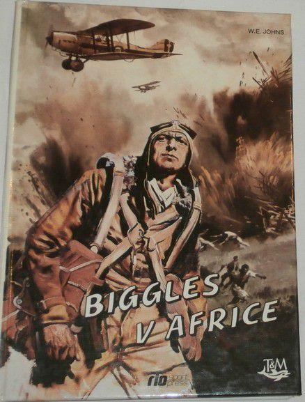 Johns W. E. - Biggles v Africe