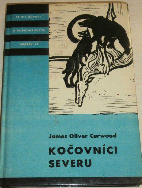 Curwood James Oliver - Kočovníci severu KOD 59