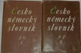 Česko-německý slovník  / 2 díly/
