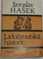Hašek Jaroslav - Lidožroutská historie