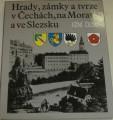 Hrady, zámky a tvrze v Čechách na Moravě a ve Slezsku - Jižní Čechy