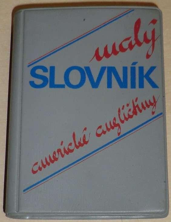 Malý slovník americké angličtinyy