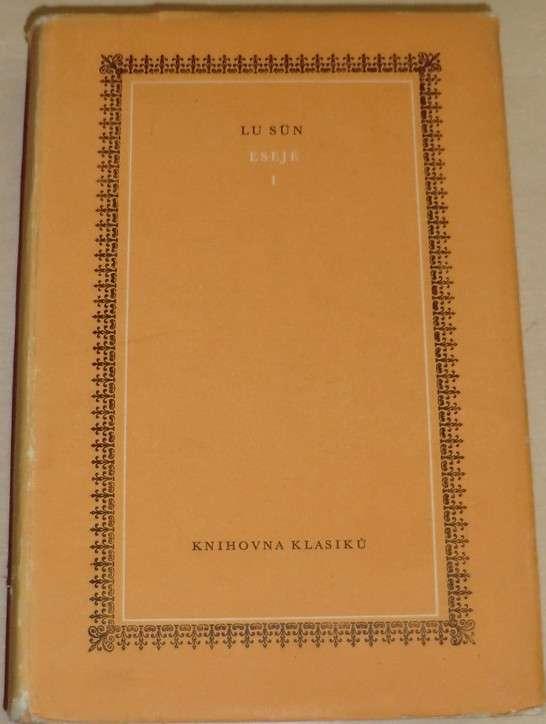 Lu Sun - Eseje I.