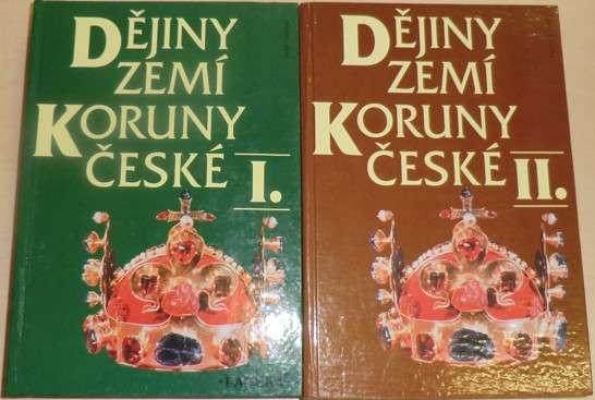 Dějiny zemí Koruny české I. a II. díl