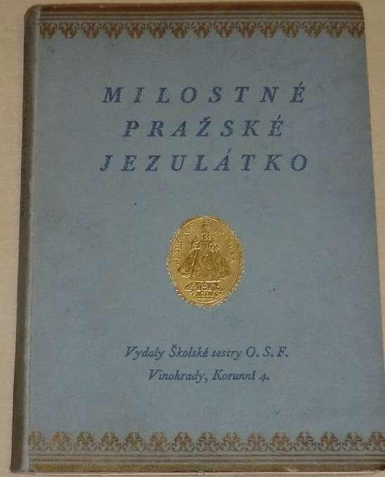 Milostné pražské jezulátko
