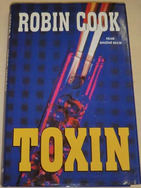 Cook Robin - Toxin