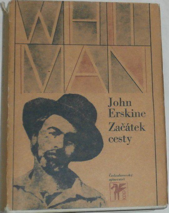 Erskine John - Začátek cesty