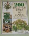 Gilbert Richard - 200 pokojových rostlin pro každého