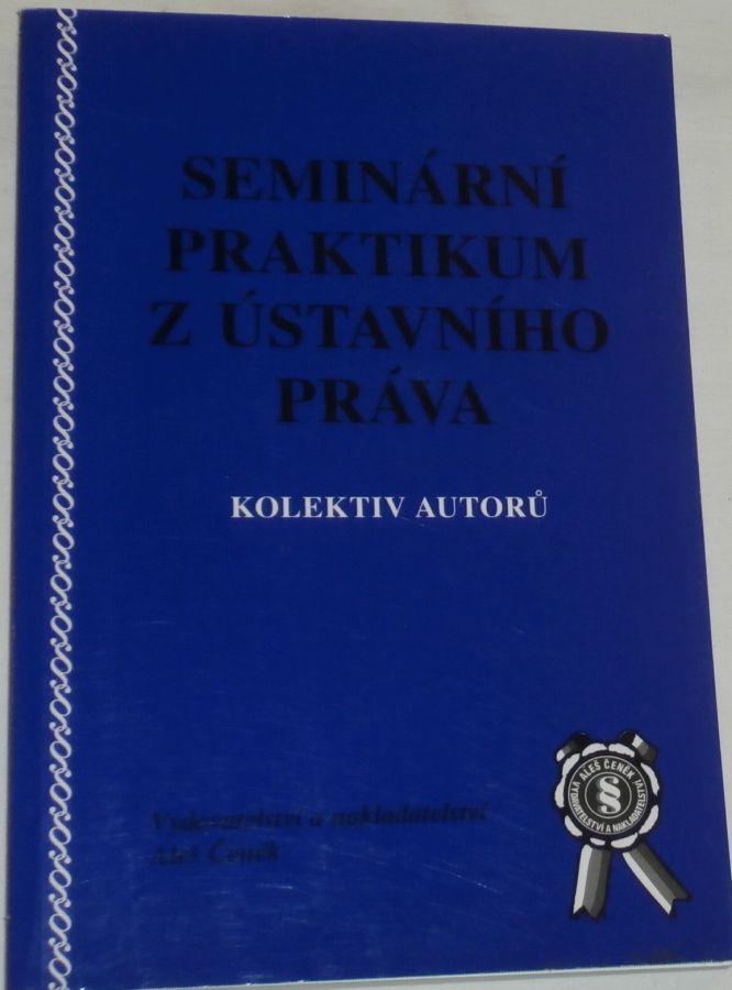 Seminární praktikum z ústavního práva