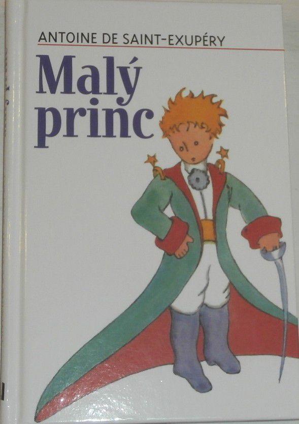 Antoine de Saint-Exupéry - Malý princ