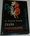 Dr. Smolák Vladimír - česko francouzký kapesní slovník